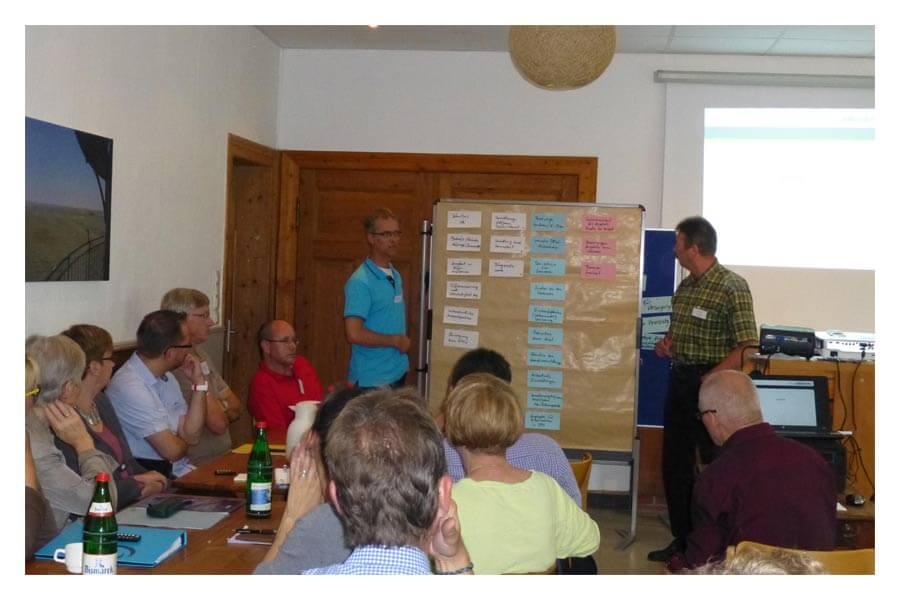 Eiderstedter Forum - Was wird getan?