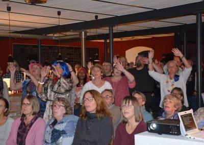 Eiderstedter Forum Wattn Gesang MOSTA Projekt